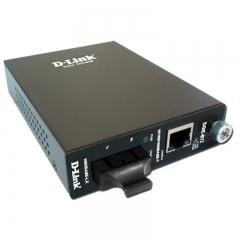友讯(D-Link)dlink DGE-872 光纤以太网介质转换器 光纤收发器 千兆 单模