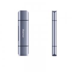 绿巨能(llano)USB3.0读卡器 多功能五合一手机读卡器支持OTG/USB3.0/SD/Type-C/TF/MicroUSB相机读卡器