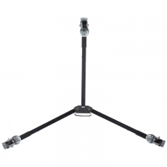 百诺(Benro)DL06 摄像机三脚架底座滑轮滚轮底轮脚轮微电影KH BV IF通用