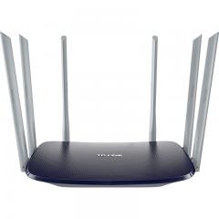 TP-LINK双千兆路由器 1900M无线 5G双频 WDR7620千兆版 千兆端口 高速WIFI穿墙 内配千兆网线 IPv6