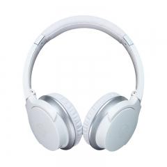 铁三角 AR3iS 轻便折叠式手机耳机 白色 通话耳麦 音乐运动
