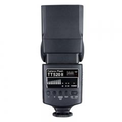 神牛(Godox)TT520 II 机顶闪光灯 佳能尼康索尼相机外拍灯离机热靴闪光灯