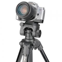 百诺(Benro)三脚架 T880EX 单反三脚架 便携佳能尼康单反相机微单摄影三角架云台