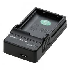 沣标(FB) EN-EL15 电池充电器 For尼康相机D750 D7100 D7000 D610 D600 D800E D810