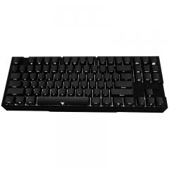 影级(iNSIST)Fortress G55 pro 87键侧刻背光机械键盘 游戏键盘 Cherry樱桃黑轴 吃鸡键盘 笔记本电脑键盘