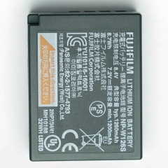 富士(FUJIFILM)锂电池 NP-W126S