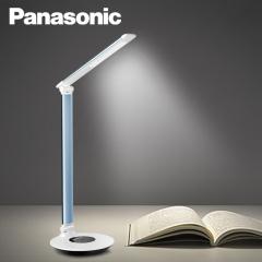 松下(Panasonic)国A级减蓝光护眼台灯六段/连续调光工作阅读儿童学生学习台灯 HHLT0610蓝色