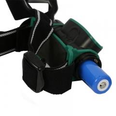 世达(SATA)90716头戴式LED工作头灯防水锂电头灯充电式矿灯户外野营探险夜钓钓鱼灯