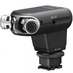 索尼(SONY)ECM-XYST1M 麦克风 二位式可调节(适用索尼7系微单/大部分摄像机/RX1等 以索尼官网为准)