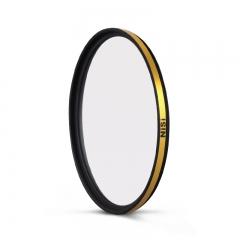 耐司(NiSi) LR UV 77mm 金环多层镀膜 防水防污UV滤镜 单反滤镜 镜头保护镜 超薄双面镀膜