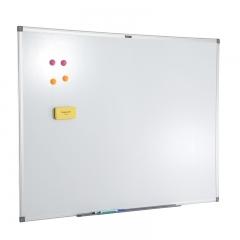 齐心(Comix)60*45cm磁性办公教学挂式白板 会议白板 写字板 展示板 BB7625