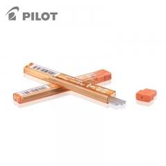 日本百乐(PILOT)自动铅笔芯/活动铅芯 0.5mm 2B替芯 12根装 PPL-5-2B原装进口