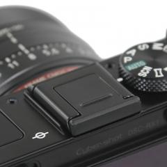 JJC 索尼微单相机热靴保护盖A6400 A6500 A6300 A6000 A7M3 R3 A7R2 M2/S2 A9 RX1RII RX10III配件FA-SHC1M