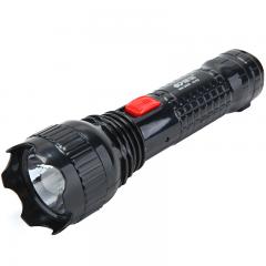 康铭(KANGMING)LED手电强光充电便携家用应急手电筒KM-8669