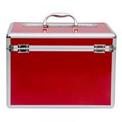 金隆兴(Glosen) B091 铝合金小号高档铝制票箱/选票箱/集票箱/选举箱/投票箱 红色