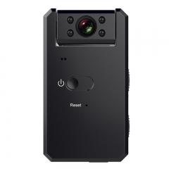 解密者(DECRYPTERS)B19 高清微型摄像机红外夜视迷你DV摄像机广角摄像头执法记录仪 16G内存