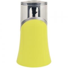 三木(SUNWOOD) 电动削笔机器/削笔刀/转笔刀/电池驱动 黄绿色 5936