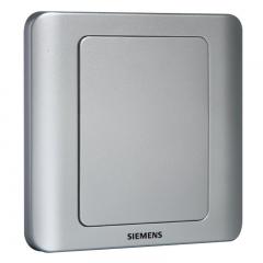 西门子(SIEMENS)开关插座 远景系列 空白面板 白板(彩银色)5TG05001CC122