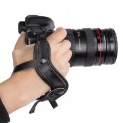 锐玛(EIRMAI)A2120S 单反相机手腕带 真皮快摄佳能尼康相机带索尼微单腕带 套机手提带
