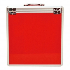 金隆兴(Glosen) B093 铝合金中号高档铝制票箱/选票箱/集票箱/选举箱/投票箱 红色