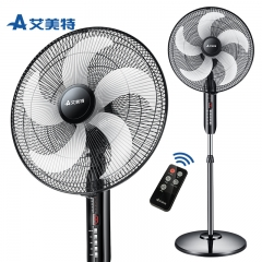 艾美特(Airmate)电风扇五叶落地扇 遥控静音 FSW52R