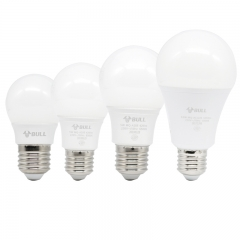 公牛 LED灯泡 5W球泡白光 E27螺口6500K 节能球泡灯螺口球泡灯 防频闪
