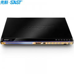 先科(SAST)PDVD-958A DVD播放机 支持HDMI巧虎播放机CD机VCD USB音乐播放机光盘光驱DVD播放器影碟机 黑色
