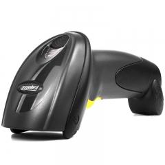斑马(ZEBRA)DS6708一维/二维有线红光条码扫描枪 (USB接口)