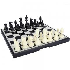 先行者国际象棋便携折叠式磁性棋盘B-9 大号