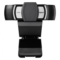 罗技(Logitech)C930e 高清会议室摄像头 直播摄像头 1080P