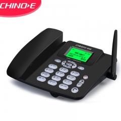 中诺  无线固话 CDMA电信2G网 插卡电话机 兼容2G3G4G手机SIM卡 家用办公移动座机  C265电信版黑色