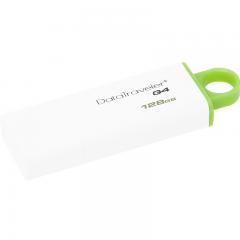 金士顿(Kingston)DT IG4 128GB USB3.0 U盘 绿色