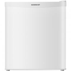 容声(Ronshen) 43升 小型迷你单门电冰箱 制冰 一级节能静音 珍珠白 BC-43KT1
