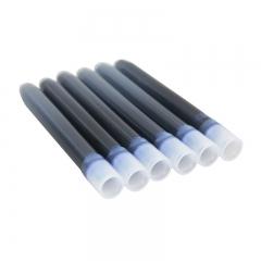 日本百乐(PILOT)6支装 蓝色 IC-50 钢笔墨囊 一次性墨胆原装进口