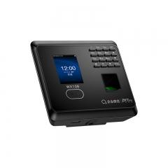 中控智慧(ZKTeco)人脸指纹考勤机 企业微信WIFI云打卡机 异地管理手机签到 WX108