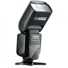 捷宝(TRIOPO)TR-982IIC佳能相机6D 70D 60D 7DII 5D2 5D3主控从属 离机闪光灯高速同步1/8000全自动无线TTL