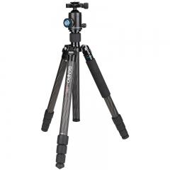 百诺(Benro)C3282TV3 单反相机碳纤维摄影三角架 专业稳定型三脚架云台套装