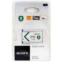 索尼(SONY)NP-BX1 相机充电电池(适用黑卡系列/H&HX系列/MV1/部分AS系列/WX500/350)