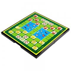 成功斗兽棋磁石折叠棋盘套装5214 便携