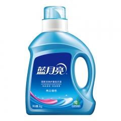 蓝月亮 亮白增艳洗衣液(自然清香)1kg/瓶