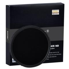 卓美 ZOMEI 高清超薄ND1000减光镜72mm 索尼富士微单镜头中灰密度镜佳能尼康单反相机滤镜