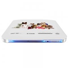 先科(SAST)SA-218 DVD播放机 CD机 EVD 迷你CD播放器 智能USB播放器 VCD高清家用