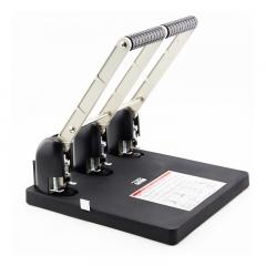 可得优 953重型手动打孔机打洞机三孔装订机953可打约150张纸 打孔机 不可调孔距