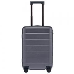小米行李箱拉杆箱 男女万向轮旅行箱登机箱 20英寸 灰色