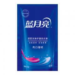 蓝月亮 洗衣液袋装亮白增艳500g(薰衣草香)