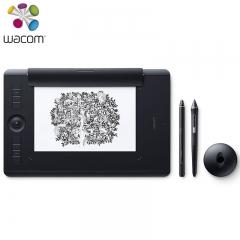 和冠(Wacom)PTH-660/K1-F Intuos 5 影拓 Pro 无线手绘板 电脑绘画板 绘图板 双模加强版  中号(M)