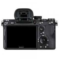 JJC 索尼A7M3取景器眼罩A7III A7R3 A7M2 A7R2护目镜 接目镜配件SONY微单相机A7 A7S2 A9目镜罩附件FDA-EP18
