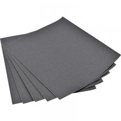 卡夫威尔 水磨耐油砂纸 干湿两用(120目)230*280mm(10片) YS2781