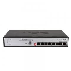 华三(H3C)S1208V-HPWR 8口千兆非网管POE企业级交换机 网络分流器
