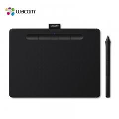 Wacom和冠数位板 手绘板 手写板 写字板 绘画板 绘图板 电子绘板 电脑绘图板 无线蓝牙CTL-4100WL/K